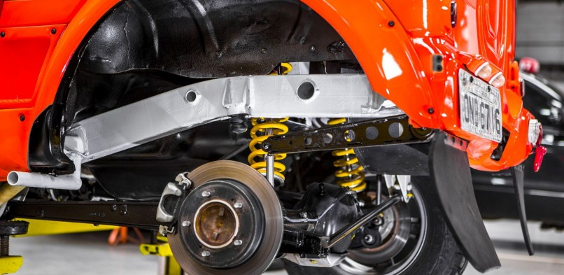 Conhecendo o sistema de suspensão e freio de seu carro